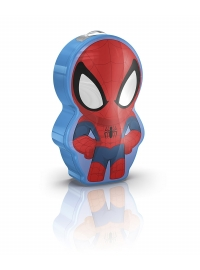 Lanterna Spider-Man multicolora cu LED