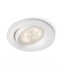 Ellipse recessed LED white 1x4W SEL