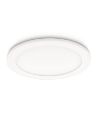 Mercure spot luminos incastrat LED alb 1x7.5W