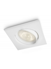 Galileo spot luminos incastrat LED alb 3x4W