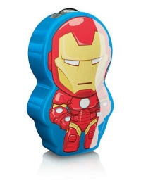 Lanterna Iron Man Multicolora