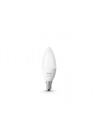 Bec LED Philips Hue 6W E14 B39 White and Color...