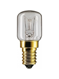 Bec Incandescent Appliance 15W E14 T25 Cl Rf