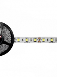 Banda 14.4W/60LED V.E. Alba IP20 12VDC Lumina...