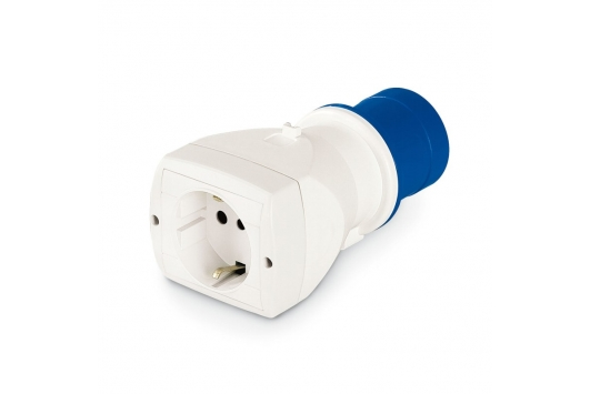 Adaptor IEC 309 -Domestic Italian Pluris