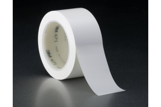 Banda izolatoare Vinyl Tape 3/8 (9mm) White