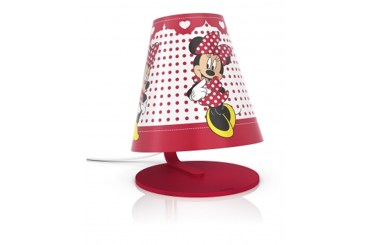 Table light Minnie Mouse table lamp