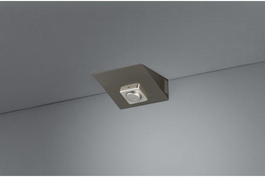 Lampa Finesse nickel