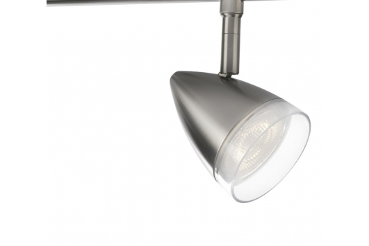 Maple forma speciala LED nichel 4x4W