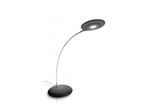 Lollypop table lamp LED black 1x7.5