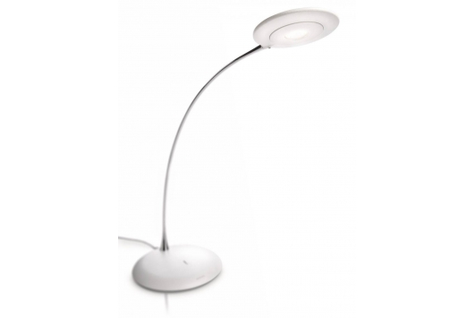 Lollypop table lamp LED white 1x7.5