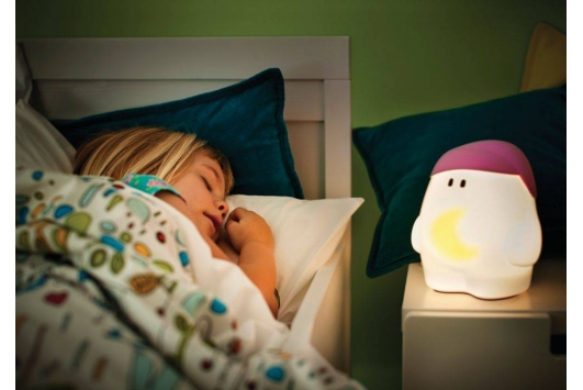 myKidsRoom table lamp LED pink 2x1.