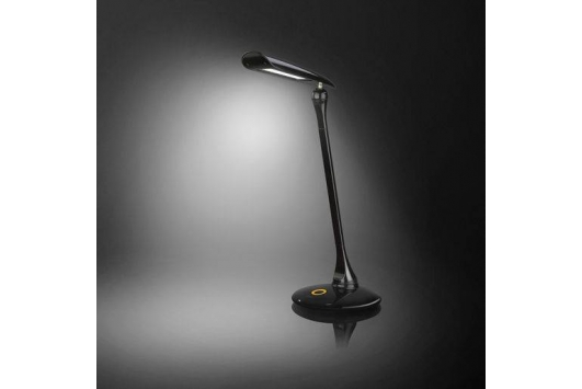 Spoon lampa de masa LED negru 1x15W