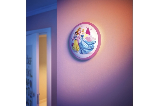Lampa de plafon Princess LED