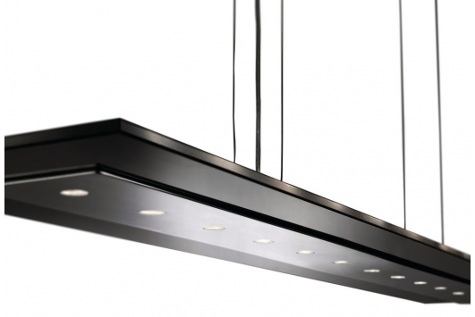 Matrix lampa suspendata LED crom 12x2W S
