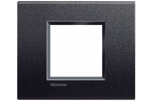 Rama rectangulara LivingLight 2M Antracit