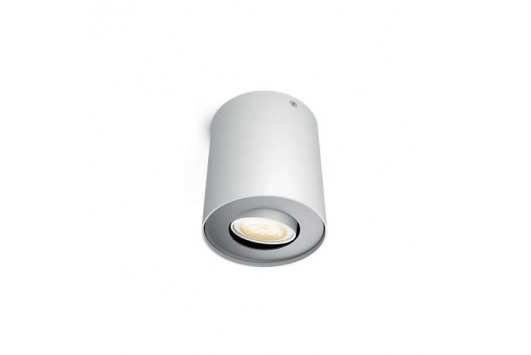 Spot luminos Pillar Hue Alb 1x5.5W 230V
