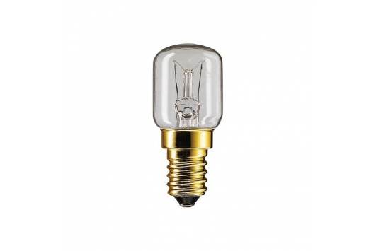 Bec incandescent Appliance 25W E14 230-240V T25 CL OV 1CT