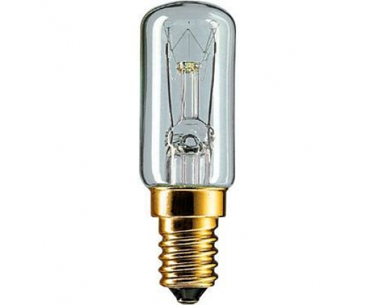 Bec tubular incandescent Deco 10W E14 240-250V T17 CL 1CT/10X10F