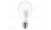 Bec LED Philips 18,5 W (120 W) E27, Alb cald, A67